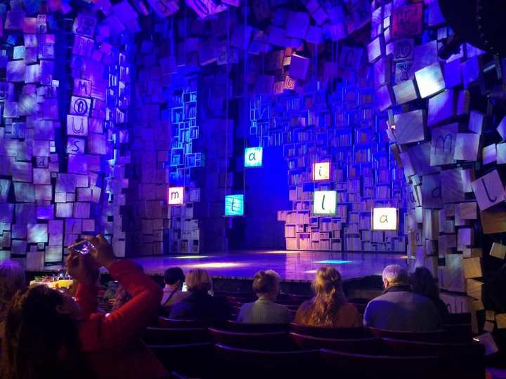 Adventures in London: A Day for Matilda