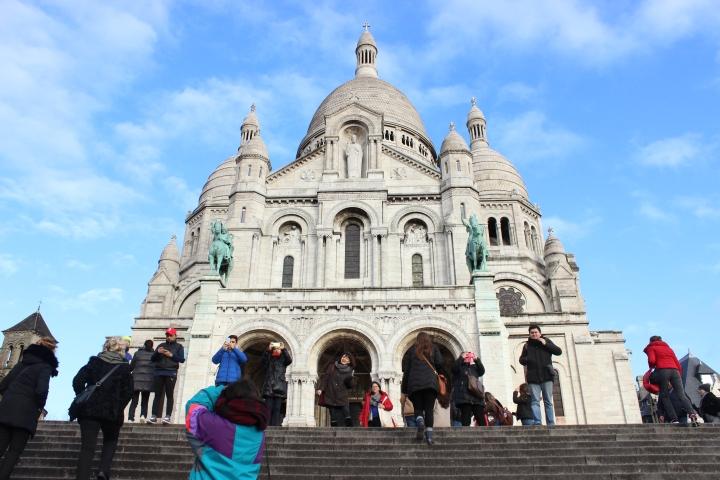 Adventures in Paris: Chapels and ScavengerHunts