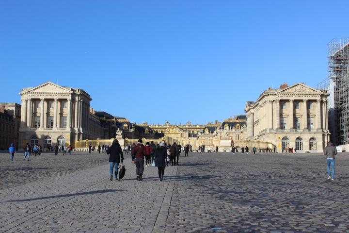 Adventures in Paris: A Day inVersailles