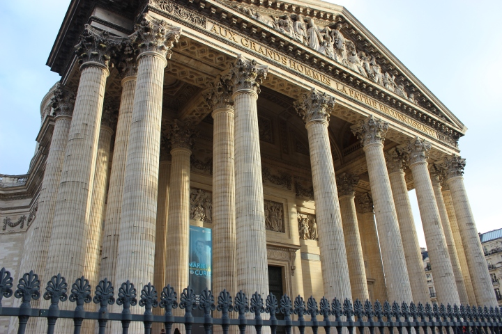 Adventures in Paris: Crypts and Waterlillies