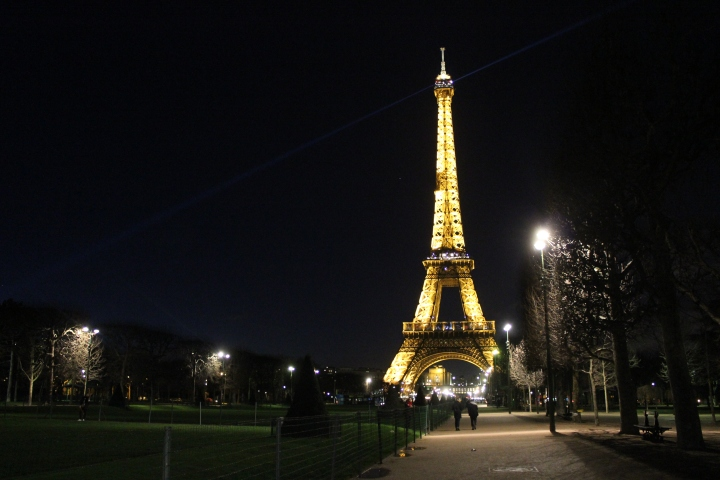 Adventures in Paris: The EiffelTower